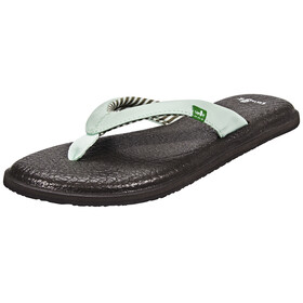 Sanük Yoga Chakra Sandals Women Misty Mint